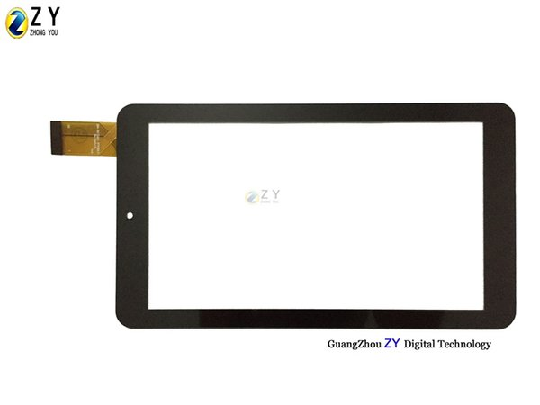 "DH-0732A1-FPC053 FHX factory price 7"" tablet touch screen digitizer glass panel, replacement screen for mid"