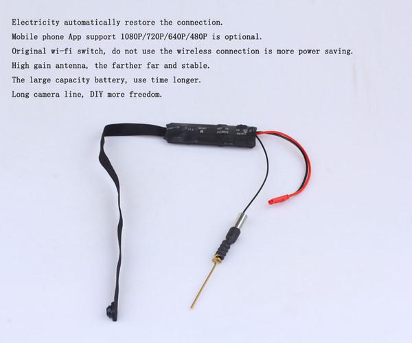 Fein Pinhole Board Kamera Schaltplan Zeitgenössisch - Elektrische ...