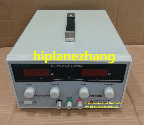 Adjustable Variable DC Switching Power Supply Output 0-15V 0-50A Support AC110-220V KPS1550D