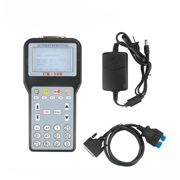 CK100 CK-100 V99.99 Auto Key Programmer updated version of SBB V99.99 Auto Key Programmer Tool with Multi-language Car Key copier