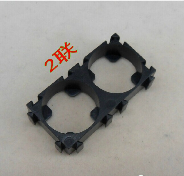 best selling Free shipping 18650 battery holder Cylindrical battery bracket 18650 li-ion cell holder 18650 batteries fixture