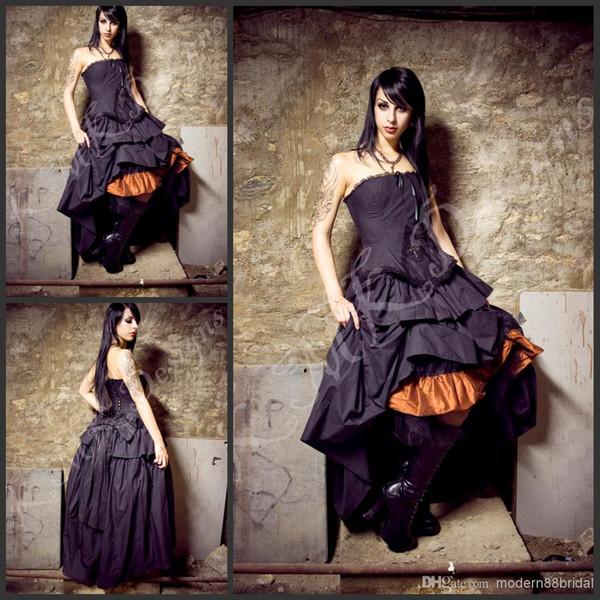Victorian Dresses 2015 Steampunk Wedding Dress Gothic Lolita ...