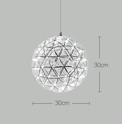 D30cm 18 LEDs