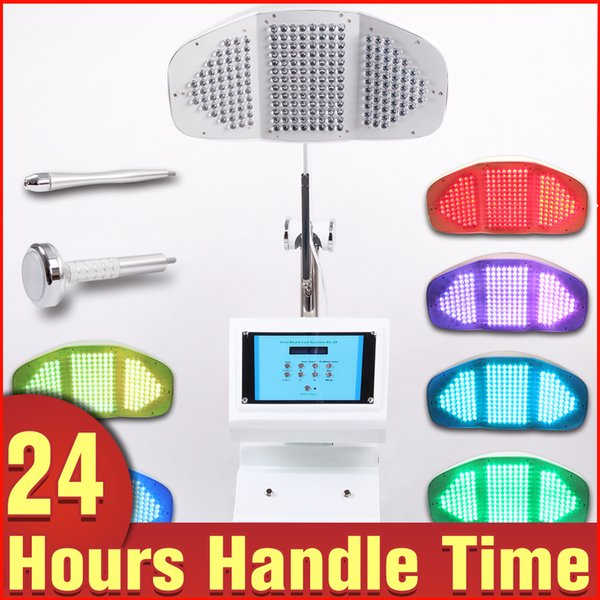Professional Facial Care 218 Leds Lamp Spa PDT Photon Dynamic Therapy Beauty Skin Tightening Wrinkle Remove Machine