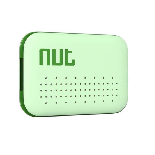 Nut 3 Bluetooth Tracker Buscador Inteligente Itag Locator Equipaje Monedero Teléfono Llave Recordatorio Anti Perdido para IOS O Sistema Android con 4 colores