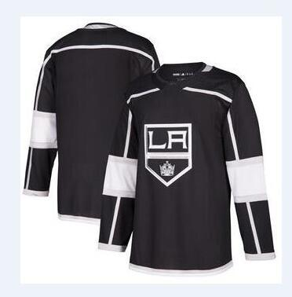 nhl hockey jerseys cheap Men's Los Angeles Kings Black Authentic Custom  Jersey store usa sports ice