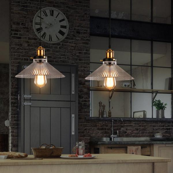 Glass Pendant Light For Home Black Colorful Pendant Lights Dinning Room  Edison Kitchen Bar Light Restaurant Study Rustic Rope Pendant Lamp Globe ...