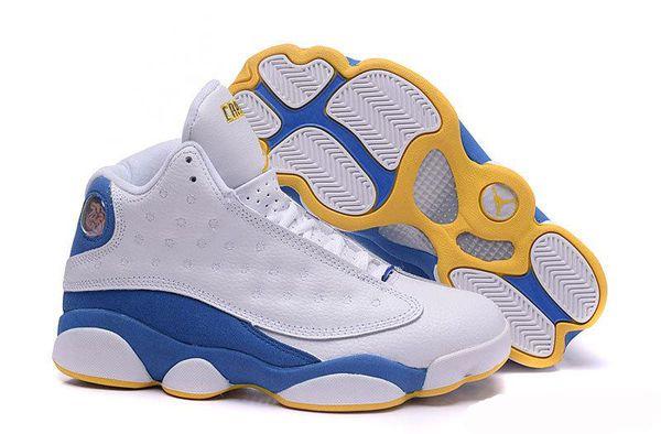 Compre Air Jordan De Nike 13 Zapatos Xiii Gs Fresa Lavanda Violeta Para Mujer De Baloncesto De Las Zapatillas De Deporte AJ13 Retro 13 J13 Muchacha De