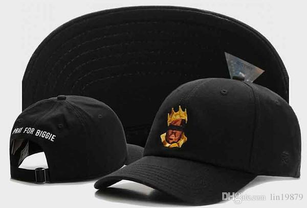 Cayler Sons GEBEN FÜR BIGGIE verstellbare Strapback Snapback Caps 6 Panel Casquettes Chapeus Baseball-Hüte für Frauen Sport Hip Hop