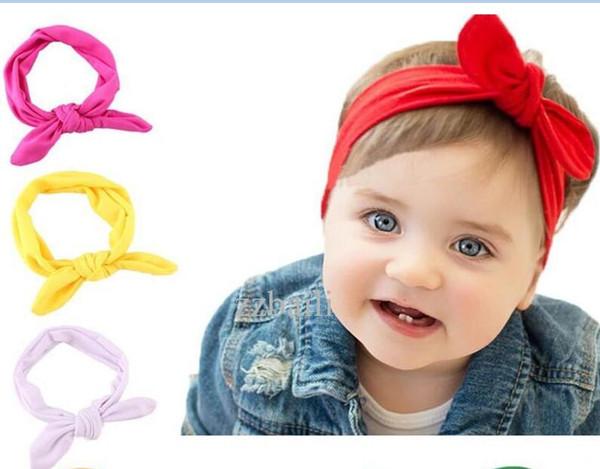 filles enfants dentelle bord bandeau élastique plusieurs couleurs Bébé