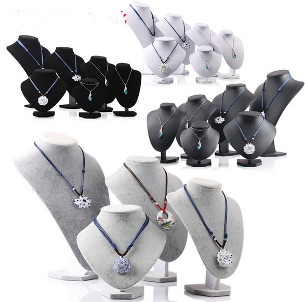 Modèle avion collier porte rack portrait cadre porte bijoux accessoires présentoir 15 * 15cm AF
