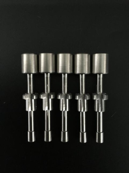 Prego de titânio Domeless para 8mm vidro bong vidro tubulação de água TN-004 para venda