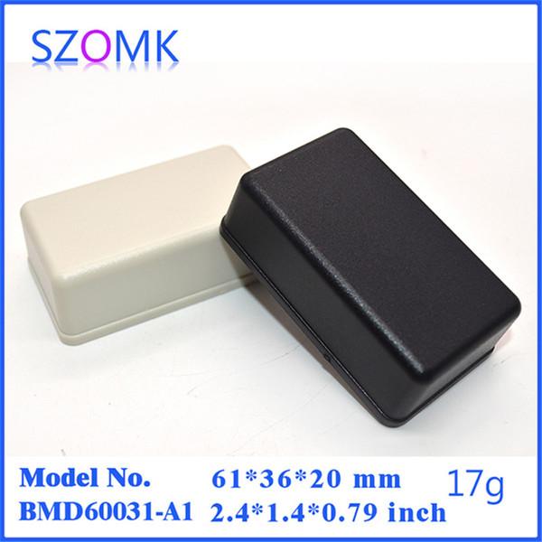 2018 Szomk Diy Small Plastic Enclosure Electronics Project Box 61*36 ...