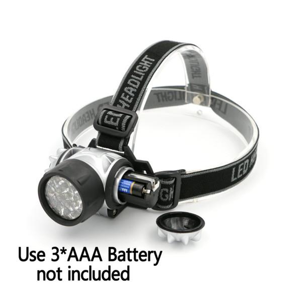 Le meilleur Éclairage portatif imperméable à l'eau 21 a mené la lumière de phare en plein air de randonnée phares