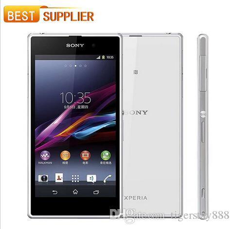 Téléphone portable remis à neuf d'origine Sony Xperia Z1 L39H GSM 3G4G Android 2 Go de RAM C6903 5.0