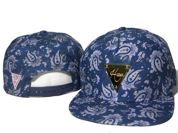 Adjustable Ball Caps HATER snapback hats Cayler & Sons paisley snapbacks hat caps cap professional Caps Factory DDMY