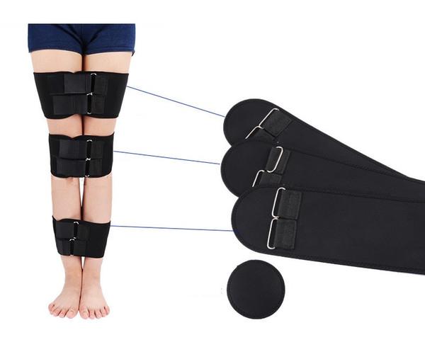 3PCS/SET Posture Corrector Legs Belt Personal healthcare thigh O&X Leg Orthotic tape easy curves elastic bandage belts