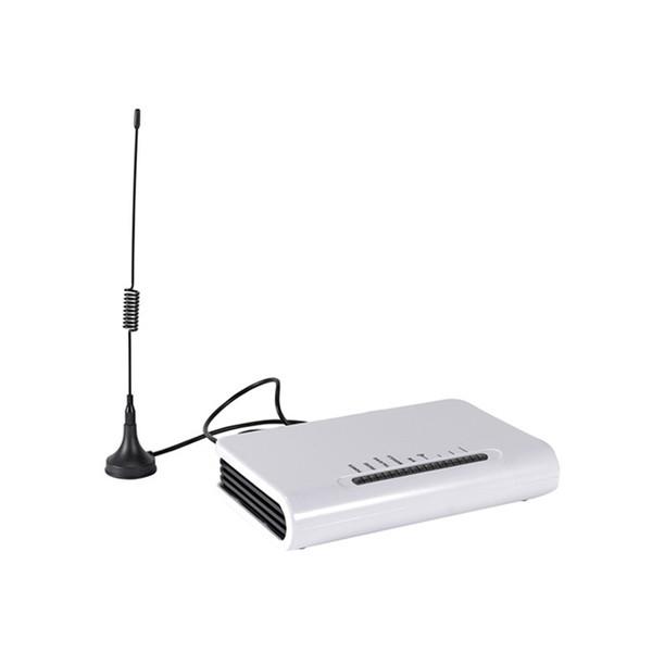 GSM 900MHz / 1800MHz Terminale senza fili fisso Gateway I telefoni desktop Conect o il sistema di allarme linea telefonica utilizzano la Sim card per effettuare chiamate