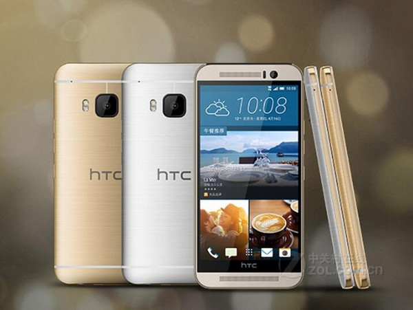 "top popular Top Sale Unlocked Original HTC ONE M9 Quad-core 5.0"" Touch Screen Android GPS WIFI 3GB RAM 32GB ROM refurbished phone 2020"