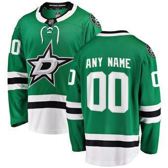 5268dd483 nhl hockey jerseys cheap custom Dallas Stars Fanatics Branded White Away  Breakaway Custom Jersey store usa