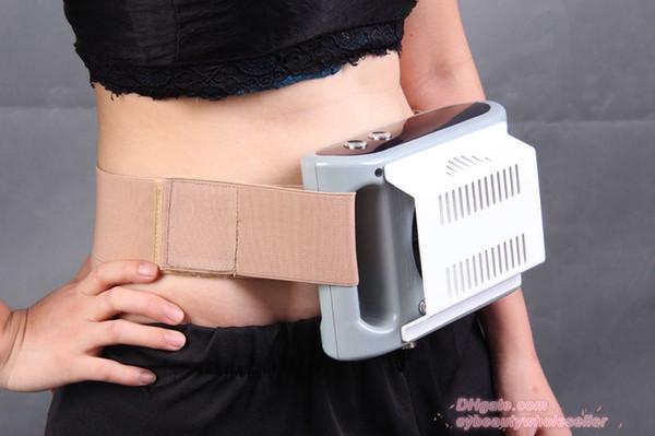 Hauptgebrauchs-Minifett, das Maschine abnimmt Lipolyse-Gewichts-Verlust-Körper-Cellulite abnimmt, abnehmend Maschine abnimmt DHL-freies Verschiffen