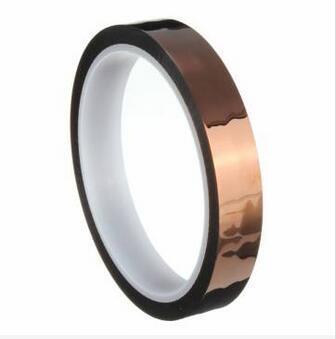 5 pcs 15mm x 33m Heat Resistant High Temperature Kapton Polyimide Tape BGA