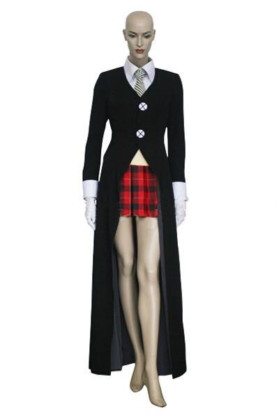 Hot Sale Soul Eater Maka Albarn Cosplay Costume Women Cool Halloween Christmas Role- playing Party Costume Anime Cosplay new suit cosplay