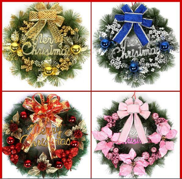 Christmas Ribbon Wreaths.Christmas Wreaths Garland Pine Garland Christmas Tree Decoration Strip Decoration Garland Christmas Ribbon House Christmas Decorations House Decor For
