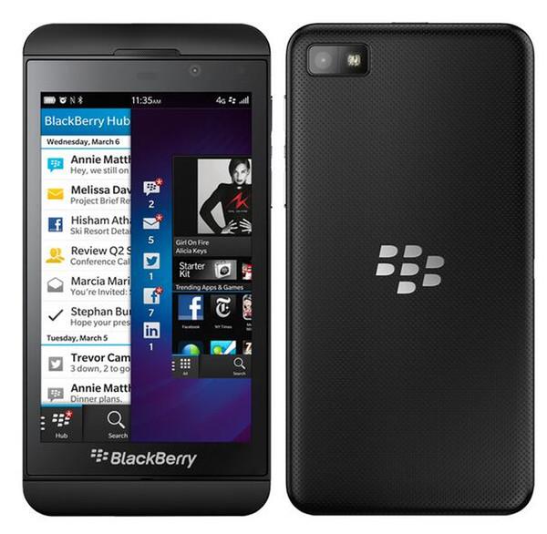 Original Blackberry Z10 Desbloqueado celular Dual Core GPS Wi-Fi Câmera 8.0MP 4.2