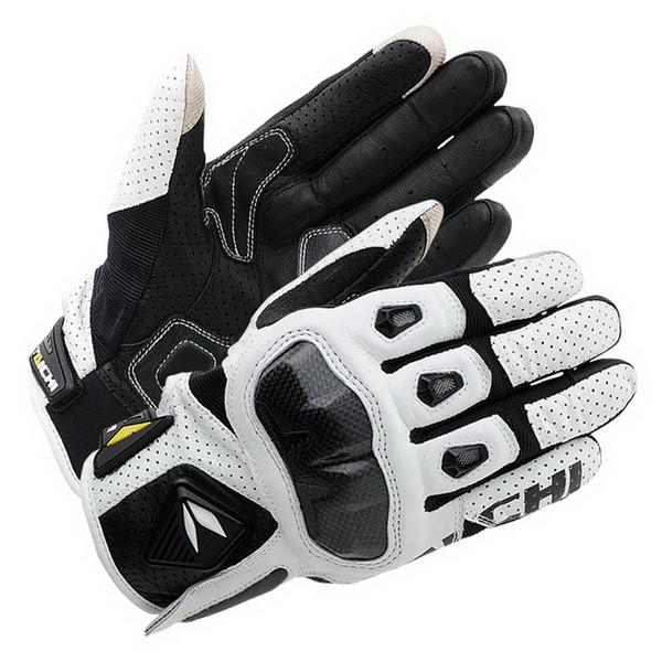 2015 dernière moto gants de course RS TAICHI RST410 Corée du Sud a importé en cuir Punch en fibre de carbone moto gants 4 couleurs