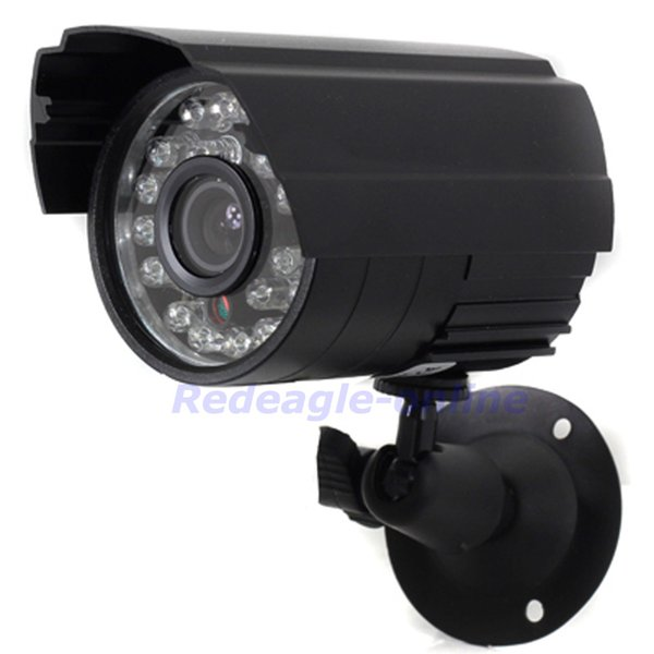 HD 1300TVL CCTV Camera Security Waterproof In//Outdoor IR Night vision 3.6mm Lens