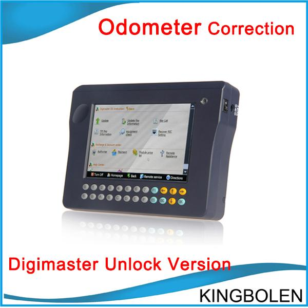 Unlock Version Digimaster 3 Odometer Correction tool Online Update Digimaster iii multi-function Odometer/Audio/Airbag/ECU/Pin/Key