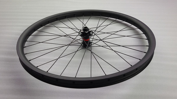 Carbon MTB Rim 650B 34mm width 27.5er Tubeless Mountain Bike Rim 28//32Hole UD