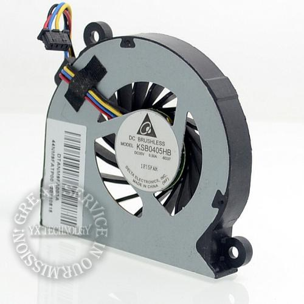 best selling KSB0405HB-BD37 notebook fan KSB0405HB 44NM9FATP00 for DC5V 0.5A fan