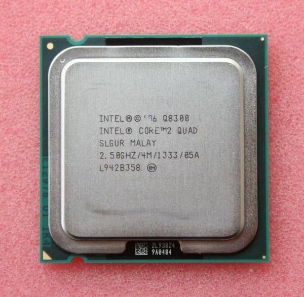 Processore 100% Core 2 Quad Q8300 Processore 2.5GHz 4MB 1333MHz Socket 775 cpu