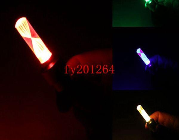 Free Shipping Color LED Flashlight Bike Cycling Motor Car Tire Tyre Valve Wheel Light Lamp 5 color transformation,1000pcs/lot