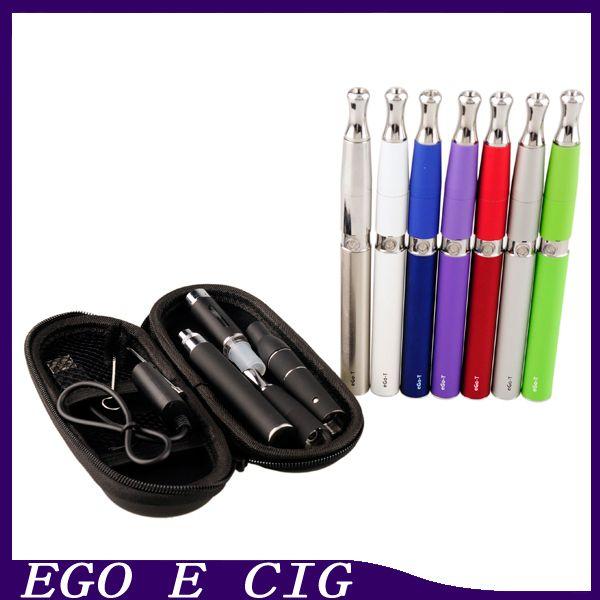 3 en 1 Dry Herb Wax Vaporizer Pen EGo Electronic Cigarette Starter kit con Mt3 M7 Ago g5 E Cigarrillo Ego E Cigarette Kit 0212049