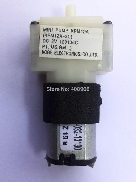 top popular MINI pump DC 3V air Pressure Pump - KPM12A   micro air pump   Wrist Blood Pressure Monitor FOR small air pump 2020