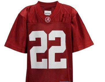 big sale 753af aaab2 2019 NCAA College Football Jerseys Alabama Crimson Tide #22 Preschool  Crimson Replica Football Jersey Custom Authentic Service Salute Vapor Cheap  From ...