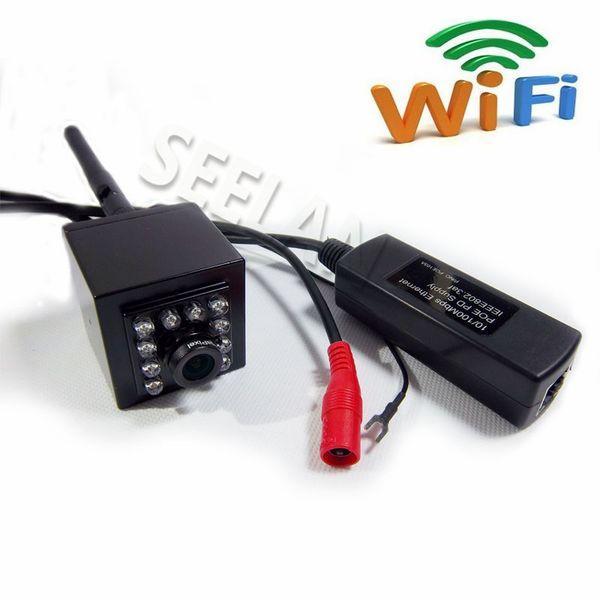 1920*1080P 2MP WIFI Camera ONVIF IR CUT Night Vision P2P Plug and Play Mini WIFI POE IP Camera CCTV Security IP Network , free shipping
