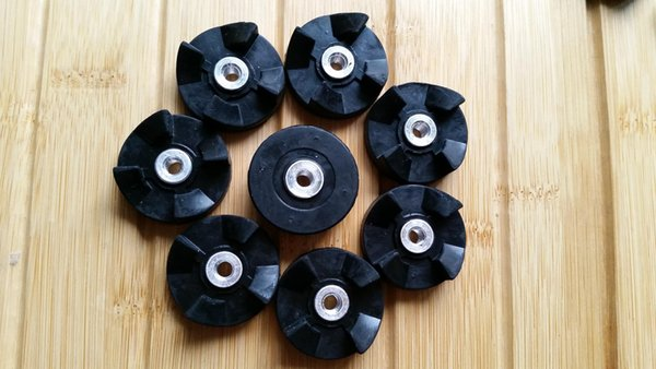 Hot selling Replacement rubber gear part for 21pcs magic blender, user no need change whole machine 100pc/lot free shipping