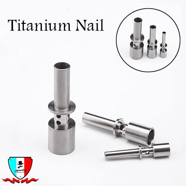 Flux-Titan-Nagel mit Luftlöchern 10mm / 14mm / 18mm erhältlich