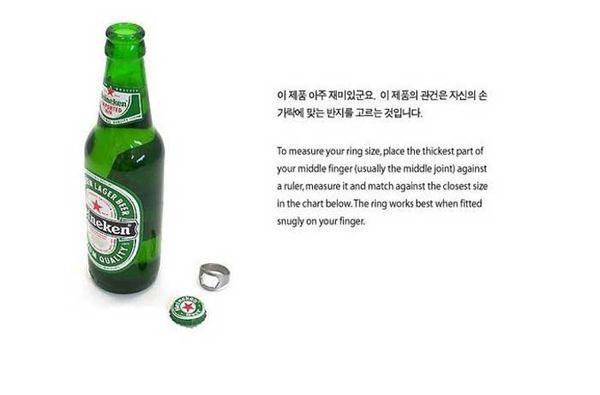 2016 hot Novelty Stainless Steel Finger Ring Bottle Opener Openers Beer Bar Tool DHL FEDEX UPS FREE SHIPPING