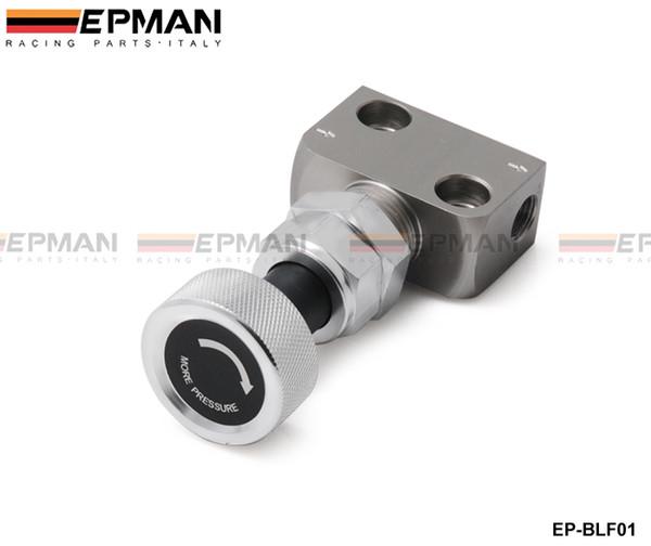 TANSKY - Prop ajustable de válvula de proporción de freno de plata de alta calidad, palanca de carrera de ajuste de polarización de freno tipo EP-BLF01