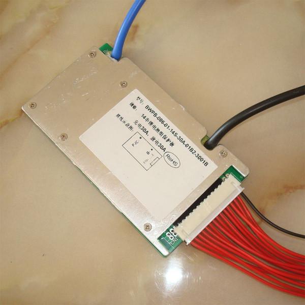 2019 51 8V BMS 14S BMS PCM Used For 51 8 V Lithium Ion Battery Pack 51 8V  14S 30A BMS / PCM /PCB From Wennuan0216, $52 27 | DHgate Com
