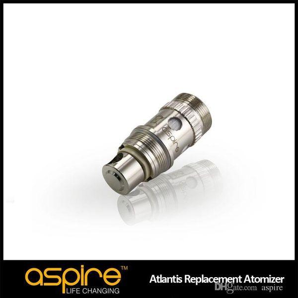 Original Aspire Atlantis Coil for Atlantis 2/Mega Tank Handle with better taste 0.3/0.5/1.0ohm in stock 5pcs/pack