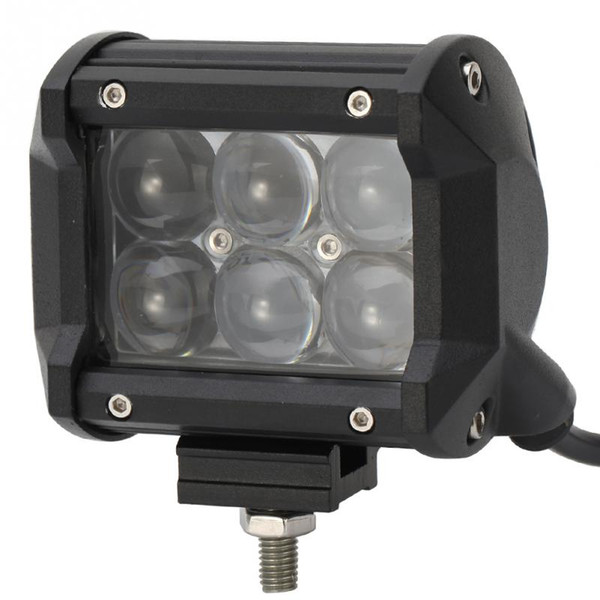 4inch 30W Osram LED-Lichtstrahl-Stellen-Arbeitslicht 4WD ATV nicht für den Straßenverkehr treibende Lampe