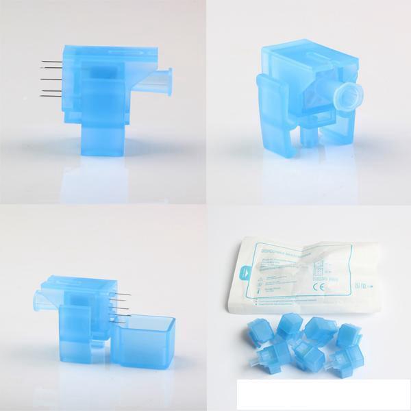 5 шт./лот новые продукты 9 иглы мезотерапия пистолет иглы ампулы инъектор шприц питания иглы домашней автоматизации анти морщин пигмент старения