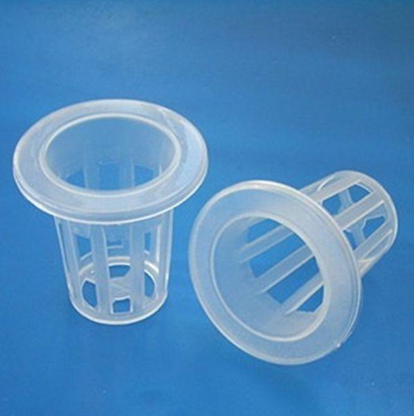 Lots Mesh Pot Net Cup Basket Hydroponic Aeroponic Plant Grow Clone Kit Net Slit Pots For Hydroponic Aeroponic E488L