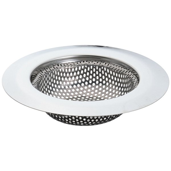 Stainless Steel Sink Strainer Shower Floor Drain Bathroom Plug Trap Hair Catcher Kitchen Sink Filter Floor Cover Basin